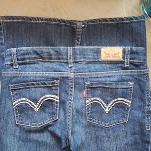 Girls LEVI'S Flare Jeans